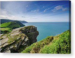 North Devon Acrylic Prints