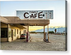 Small Town America Acrylic Prints