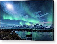 Aurora Acrylic Prints