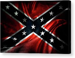 Confederate Acrylic Prints