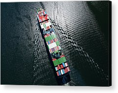 Freight Transport Acrylic Prints