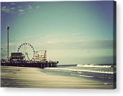 Amusement Acrylic Prints