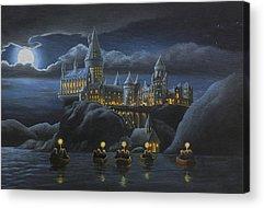 Harry Potter Acrylic Prints