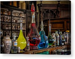 Medicine Bottle Acrylic Prints