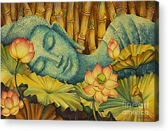 Gautama Acrylic Prints