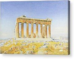 Ancient Greece Acrylic Prints