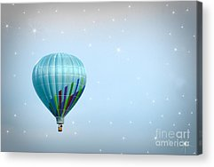 Rise Above Acrylic Prints