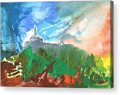 Cathar Country Acrylic Prints