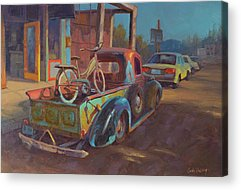 Old Ford Truck Acrylic Prints