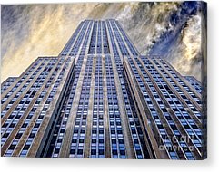 Empire State Building Acrylic Prints