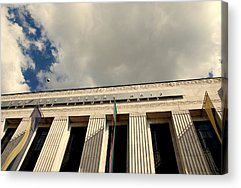Art Museum In Nashville Tennessee Acrylic Prints