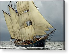 Tall Ships Race 2012 Acrylic Prints