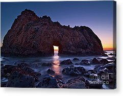 Colorful Rocks Acrylic Prints