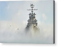 Cruiser Acrylic Prints