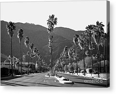 Palm Springs Aerial Tram Acrylic Prints