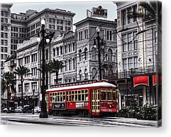 New Orleans French Quarter Acrylic Prints