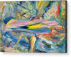 Expressionism Acrylic Prints
