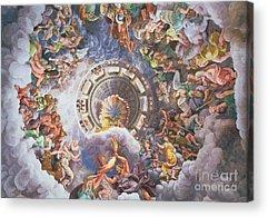 Zeus Acrylic Prints