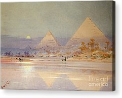 Sahara Acrylic Prints