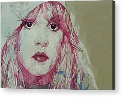 Fleetwood Mac Acrylic Prints