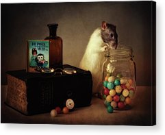 Candy Jar Acrylic Prints