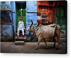 Jodhpur Acrylic Prints