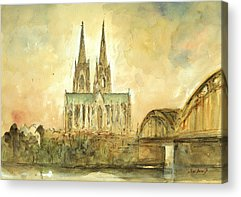 Cologne Acrylic Prints