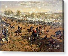 Artillery Acrylic Prints