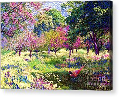 Wildflowers Acrylic Prints