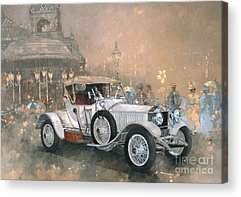 Old Fashioned Acrylic Prints