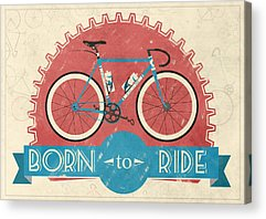 Bicycle Acrylic Prints