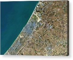 Gaza Acrylic Prints