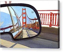 Northern California Acrylic Prints