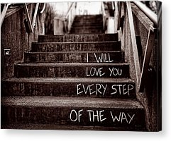 Motivation Acrylic Prints