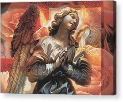 Secular Acrylic Prints
