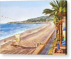 Mission San Diego Acrylic Prints