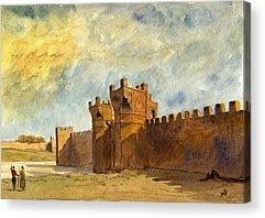 Rabat Acrylic Prints