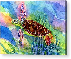 Tranquility Acrylic Prints