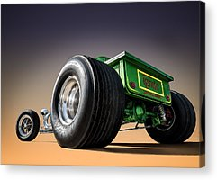 Custom Hotrod Acrylic Prints