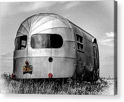 Campervan Photographs Acrylic Prints