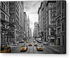 Attraction Acrylic Prints