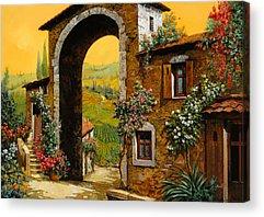 Arch Acrylic Prints