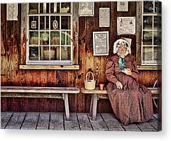 Sturbridge Village Acrylic Prints
