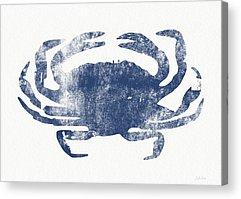 Sea Creatures Acrylic Prints