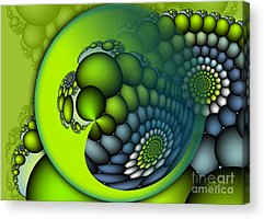 Mathematics Acrylic Prints