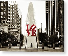 Fountain Acrylic Prints