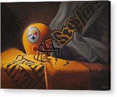 Steelers Acrylic Prints