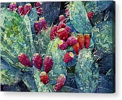 Prickly Pear Acrylic Prints