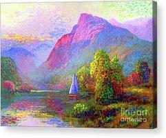 Sailboats Acrylic Prints