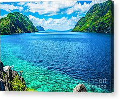 Remote Acrylic Prints